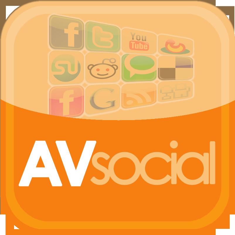 Logo for AV Social Show