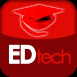 Logo for ED Tech Show