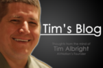 Logo for Tim Albright's Blog generic