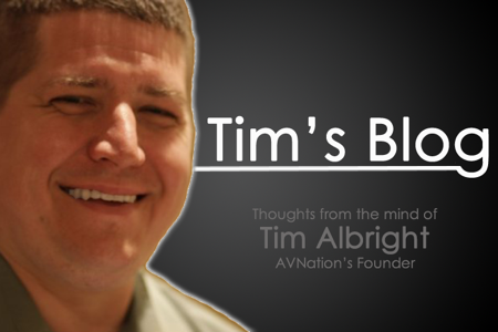 Logo for Tim Albright blog generic