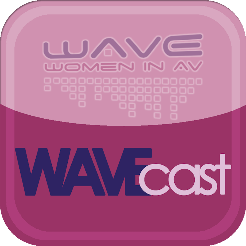 Logo for WAVEcast