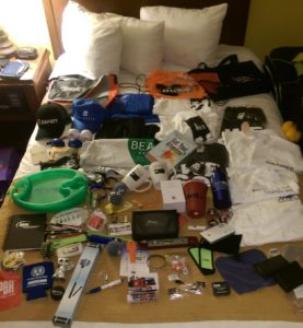 InfoComm 2015 Swag Report