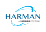 Logo for Harman - A Samsung Company