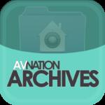 Logo for the AVNation Archives
