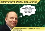 Bradford's Brain Balloons Logo with title of What is a Brain Balloon? What Make's Bradford's Better?