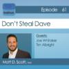 ResiWeek 61: Don't Steal Dave
