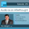 AVWeek 294: Audio as an Afterthought