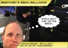 Bradford's Brain Balloons Column #0006 – How do you set your address?