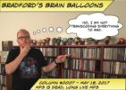 Bradford's Brain Balloons Column #0007 – MP3 is dead, Long Live MP3