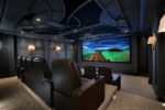Case Study: Creating a Home Theater Next to Train Tracks