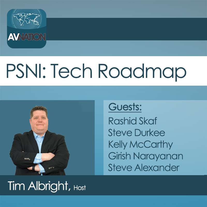 AVNation Special PSNI Tech Roadmap