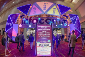 InfoComm Entrance 2018