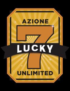Azione Lucky 7 logo