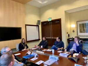 Azione small group meeting 2019