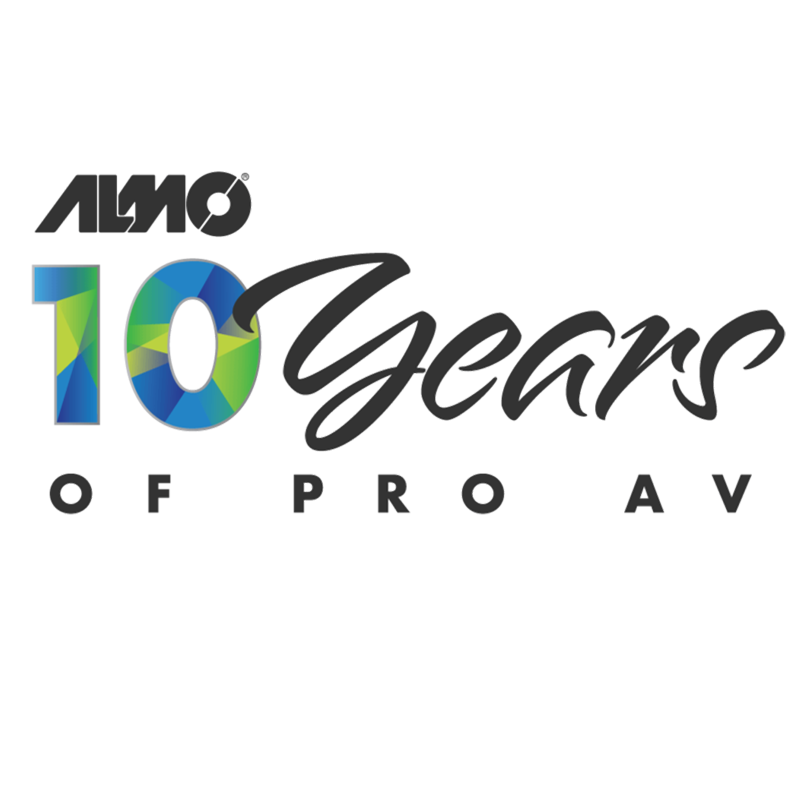 Almo 10 years