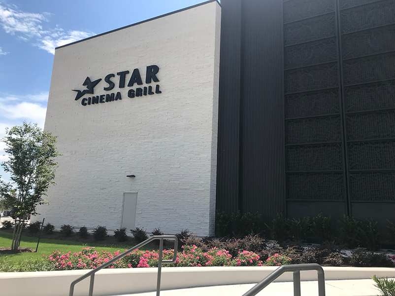 Star Cinema exterior