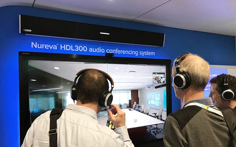 Nureva to showcase audio conferencing products at ISE 2020