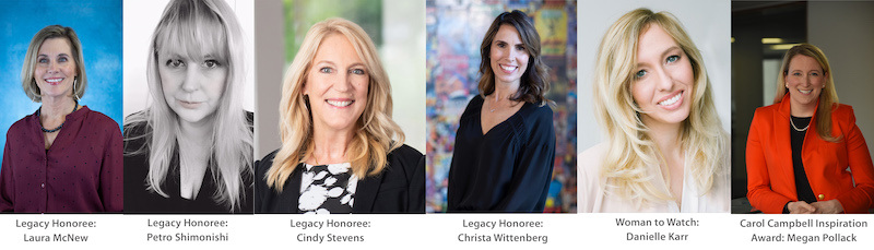 Women in Consumer Technology to Honor six women at CES 2020