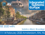 Bringing Innovation to Out of Home Digital Signage With Broadsign at ISE 2020