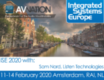 True Multilingual Simultaneous Interpretation from Listen Technologies at ISE 2020
