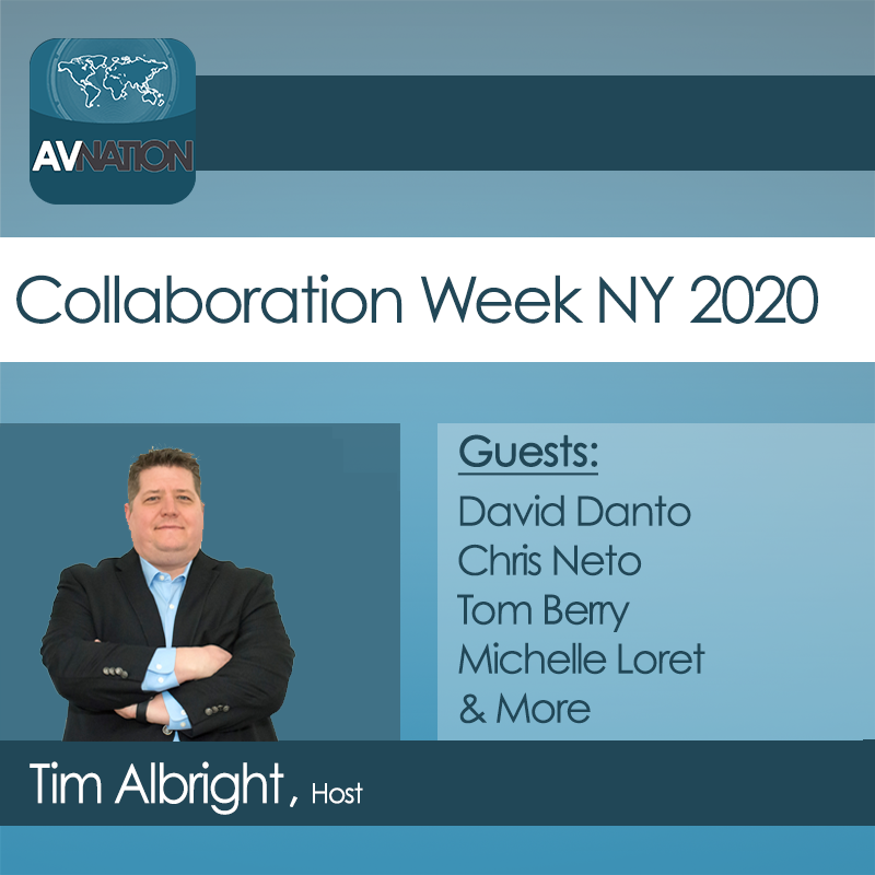 AVNation Special Collab Week 2020 slate