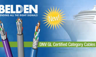 Belden introduces three new cable solutions in Q1 2020