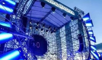 Stage Arts Group employs Bose ShowMatch System for Supernova Stage at MTA Festival