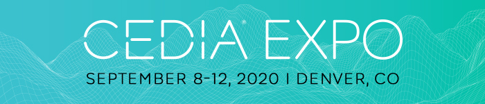 CEDIA announces April registration for 2020 Expo