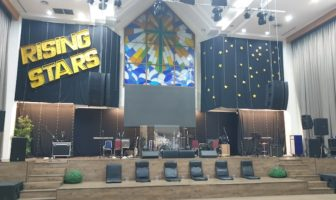 GSJA Bandengan Church underscores sermons with Harman networked audio solutions