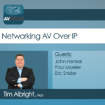 AVNation Special AV Over IP Networking Slate