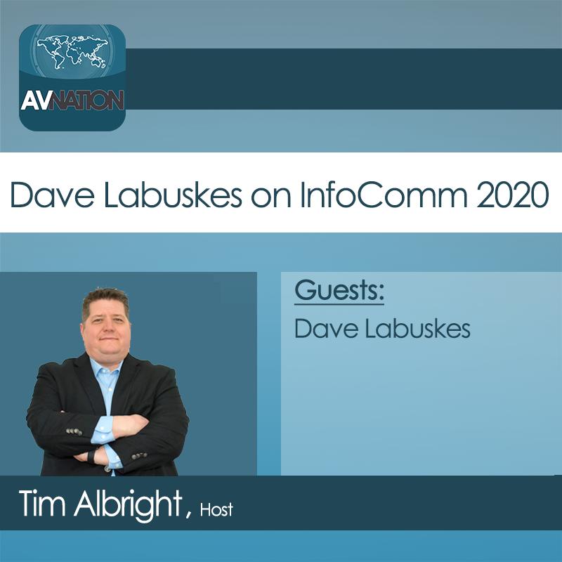 AVNSpecial InfoComm 2020 slate