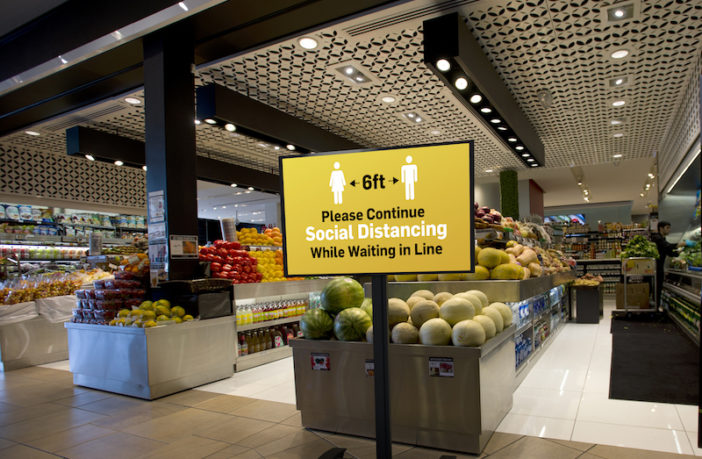 LG introduces series of 'Health Protocol' digital signage solutions