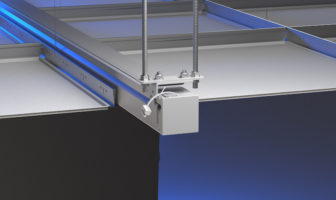 Screen Innovations introduces invisible suspended ceiling mount system