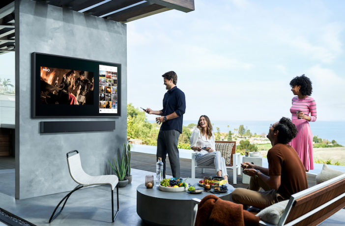 Samsung expands home entertainment and audio lineup