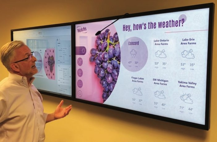 Visix launches voice-activated digital signage for any display