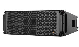 Adamson launches CS-Series of loudspeakers, software and rack systems