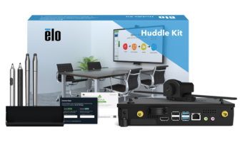 Elo unveils hew huddle room solution