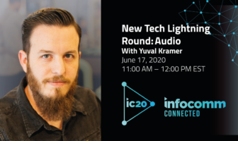 Kramer showcases new solutions at InfoComm 2020 Connected