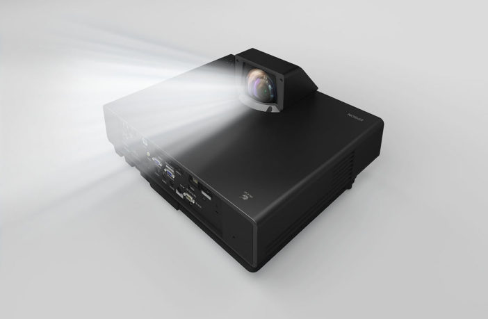 Epson introduces new digital signage projector lineup, education display solutions