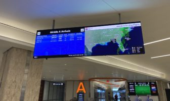 AVI-SPL delivers new LED digital signage for Tampa International Airport
