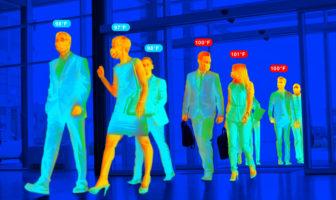 Advantech introduces AI-based infection prevention solution