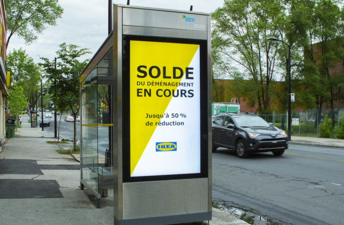 Quebecor selects Broadsign to power digital out-of-home division
