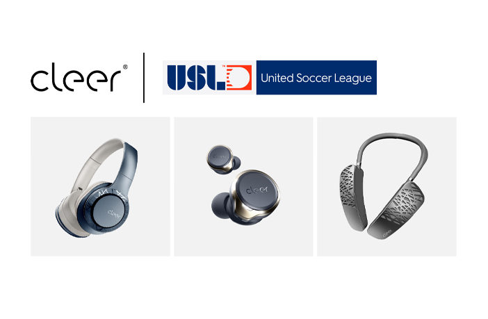 United Soccer League, Cleer Audio unveil partnership agreement