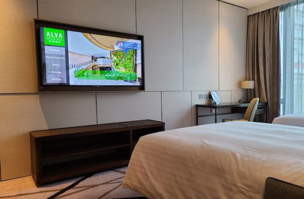 Exterity's Artioguest helps Alva Hotel set new standard for smart hotel technology