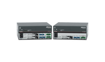 Extron ships XPA Ultra amplifiers with switchable bridging