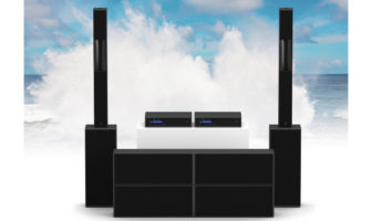 L Acoustics Creations residential audio system
