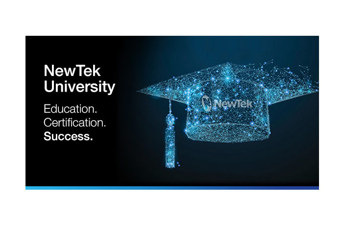 NewTek Launches Official Product Training And Certification