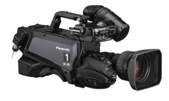 Panasonic the AK-UC3300 studio camera