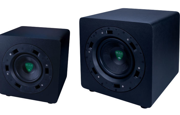 Vanco shipping first active in-room subwoofers from Beale Street Audio