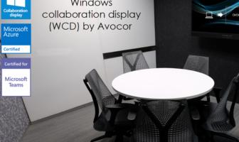 Avocor AVW-6555 Teams Certified